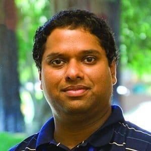 Social media strategist Kapil Apshankar