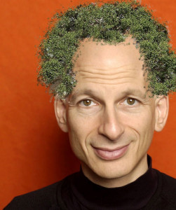 Selling baldness cream to Seth Godin