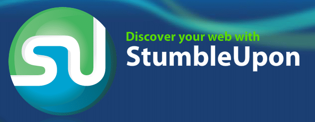 Stumbleupon social sharing network