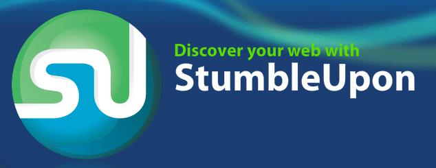 Stumbleupon social sharing network