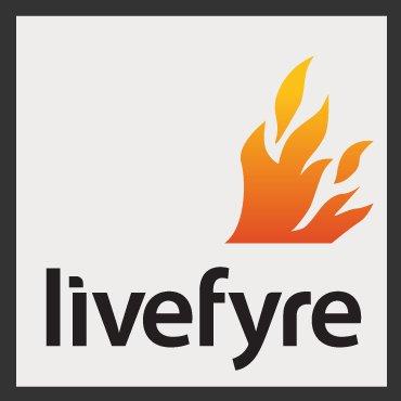 Livefyre comments system