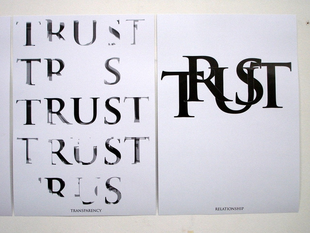 The influence of trust