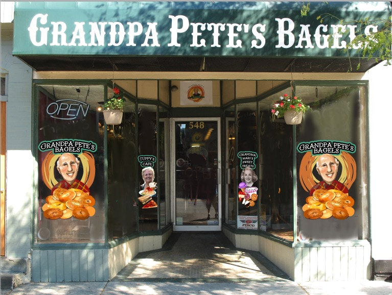Grandpa Pete's Bagels