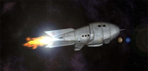 Social Media and Rocket Ships