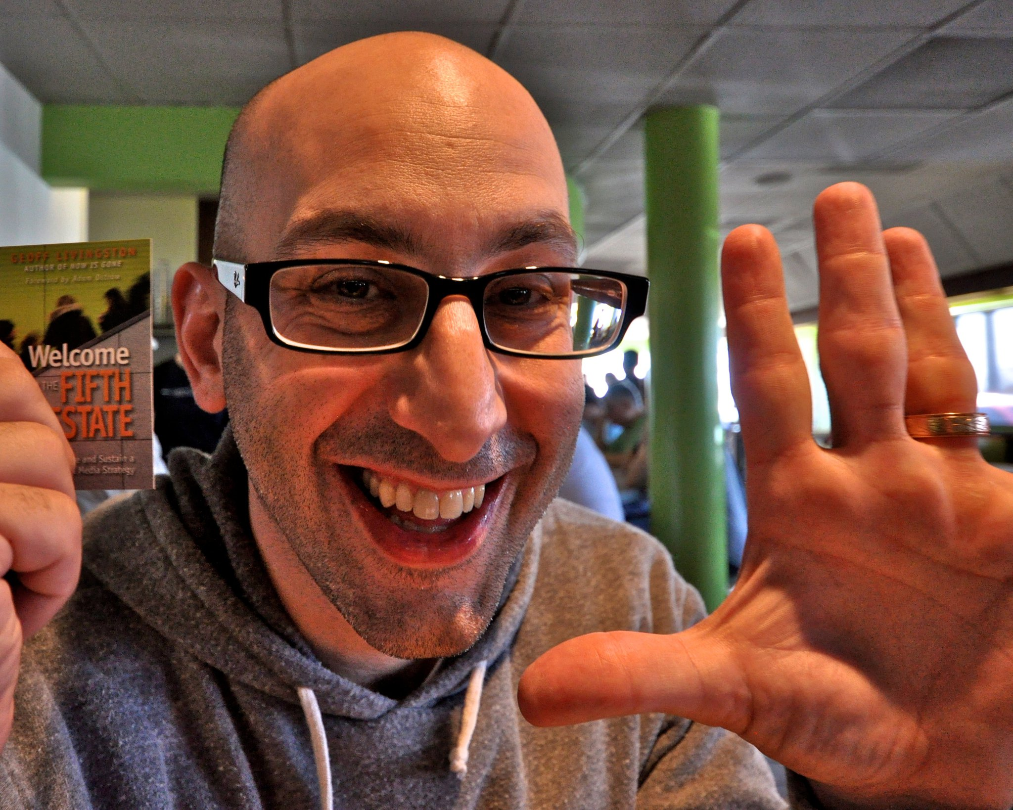 A Special Livefyre Q&A with Geoff Livingston