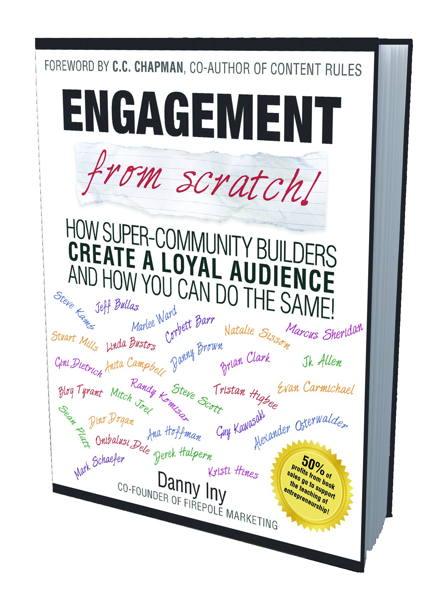 Engagement from Scratch by Danny Iny