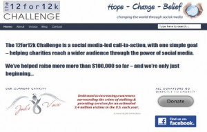 hope change belief and 12for12k