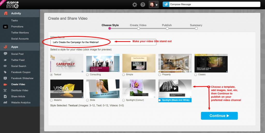 JugnooMe video tool
