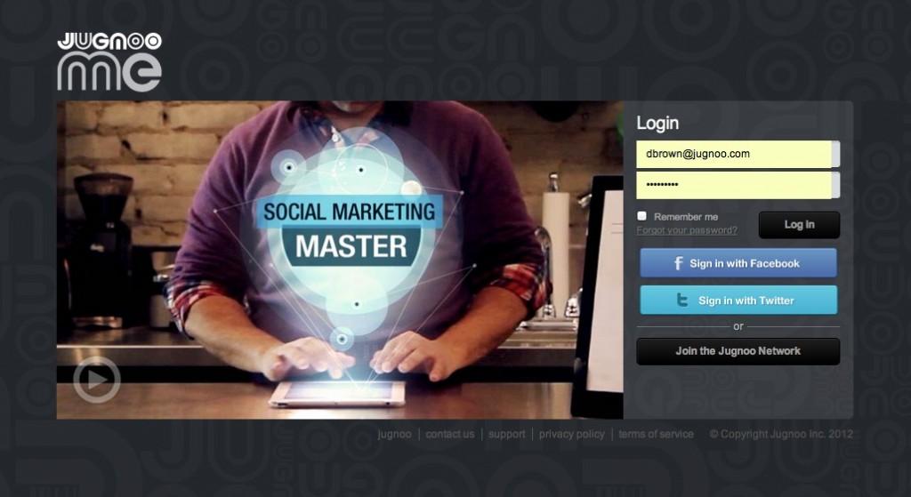 JugnooMe social media dashboard
