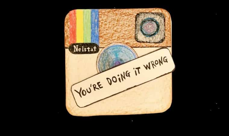 Instagram, Social Media and the Opt-Out Economy