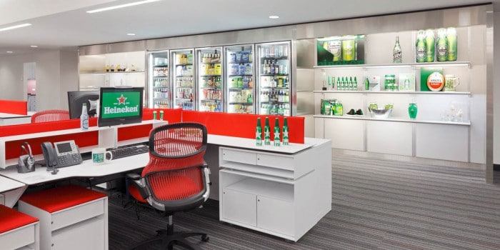 Why Heineken Understands the Importance of Employee Culture