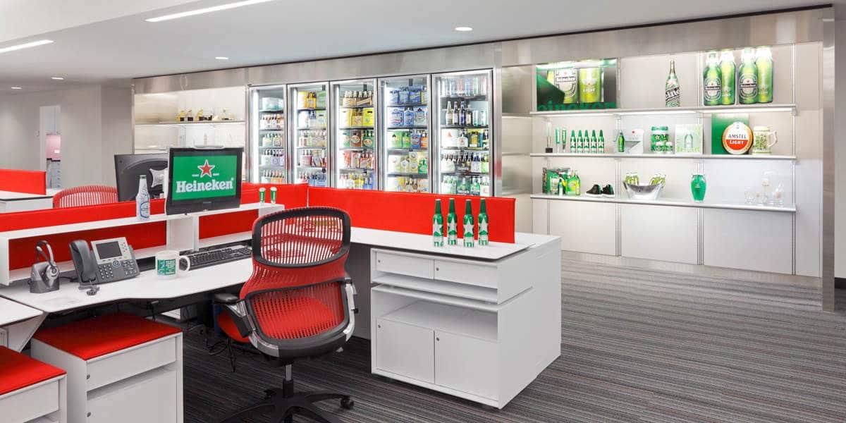 Heineken employee culture