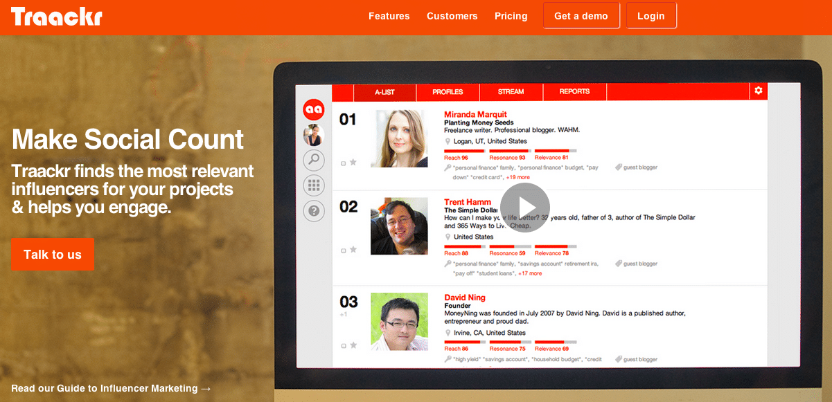 Why Platforms Like @Traackr are Leading the Future of Influence Marketing