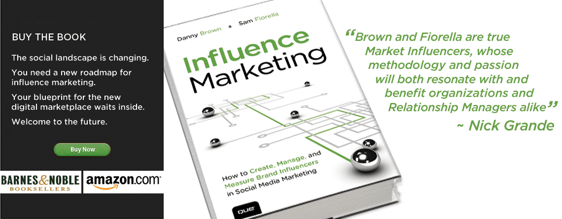 Influence Marketing – This is Where the Fun Begins
