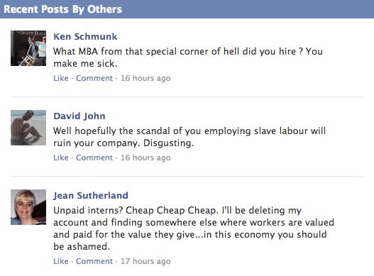 Hootsuite Facebook criticism 1