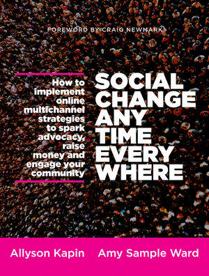 Social Change Anytime Everywhere