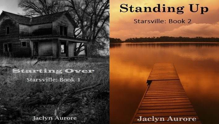 The Starsville Saga by Jaclyn Aurore