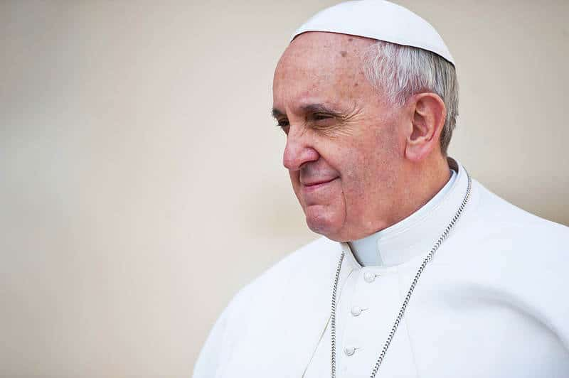 The Sunday Share: 12 Inspiring Quotes from Pope Francis in 2013
