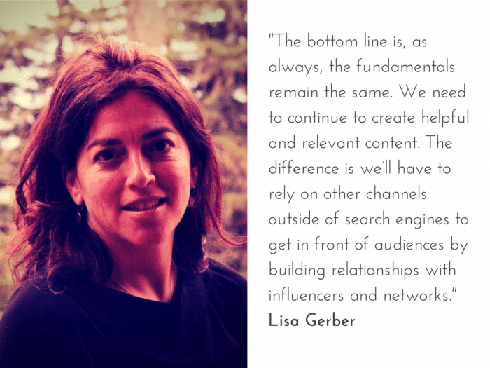 Lisa Gerber on the Future of Content (1)
