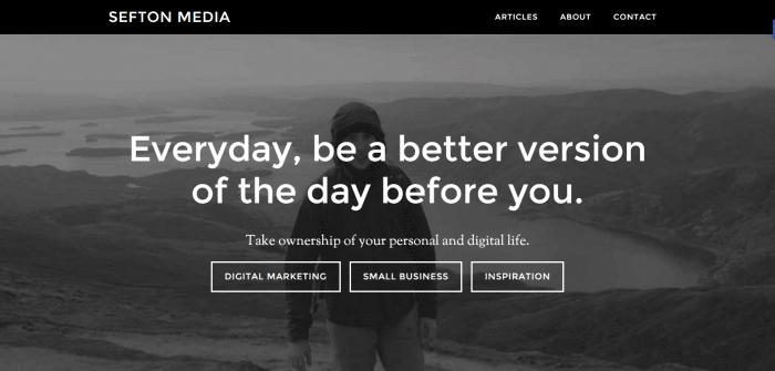 Sefton Media   Life and business blog