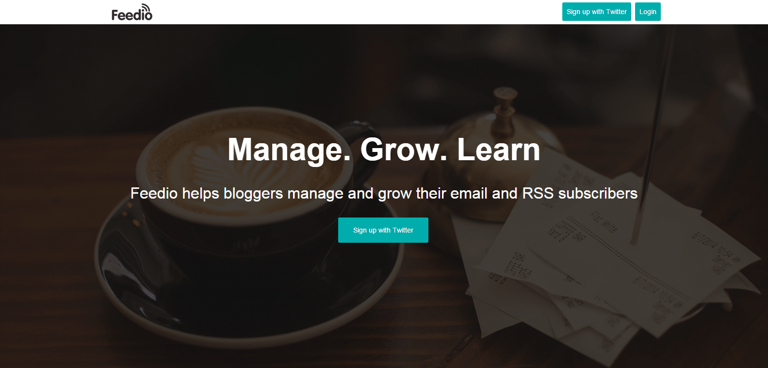 Feedio - Manage and grow your email and RSS subscribers