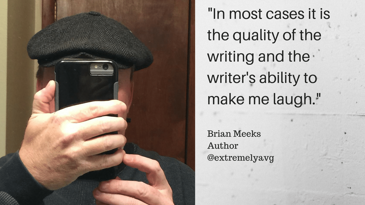 Brian Meeks quote