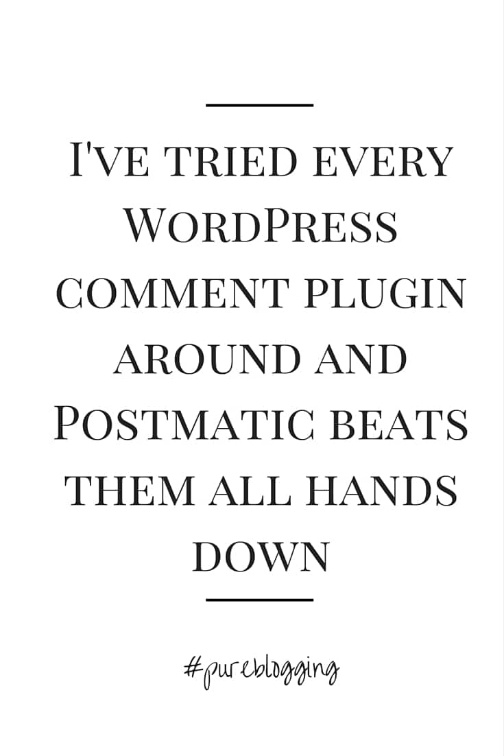 Looking to grow your blog subscribers and blog comments while monetizing your blog? Then you need to be using Postmatic.