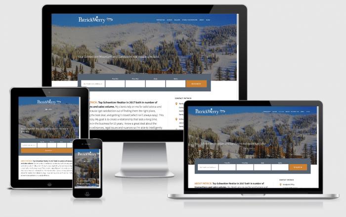 Patrick Werry Realtor website